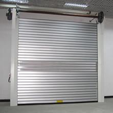 High Speed Steel Doors & High Speed Steel Fabric Telescoping Doors | Forward Door of New York